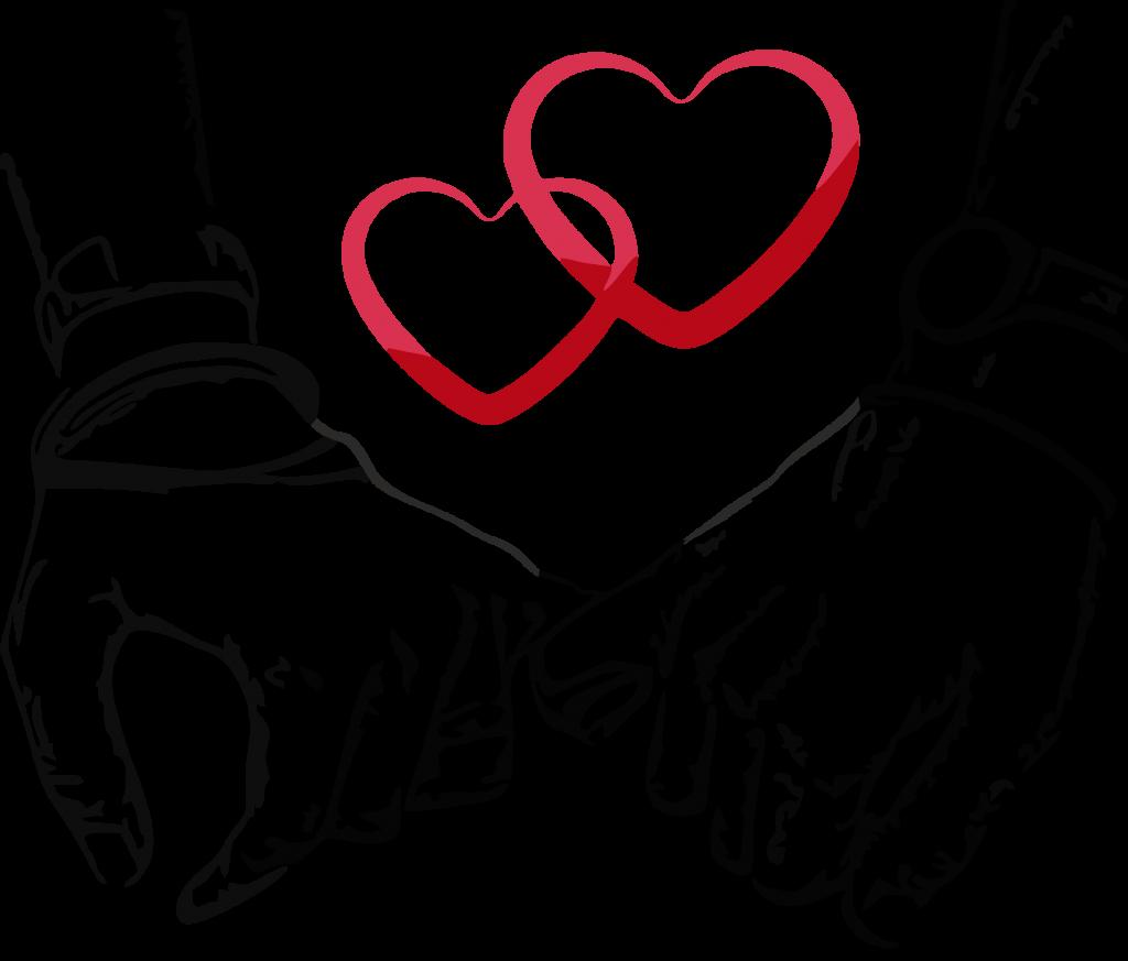 bratari pentru cupluri logo PNG